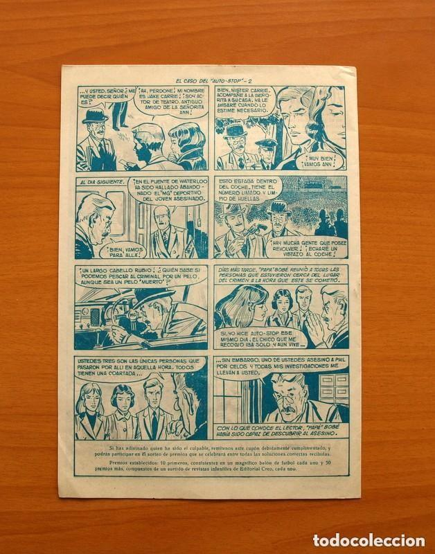 Tebeos: Hombres de Ley - Editorial Creo 1961 - Colección Completa 23 ejemplares, ver fotos - Foto 8 - 128244671