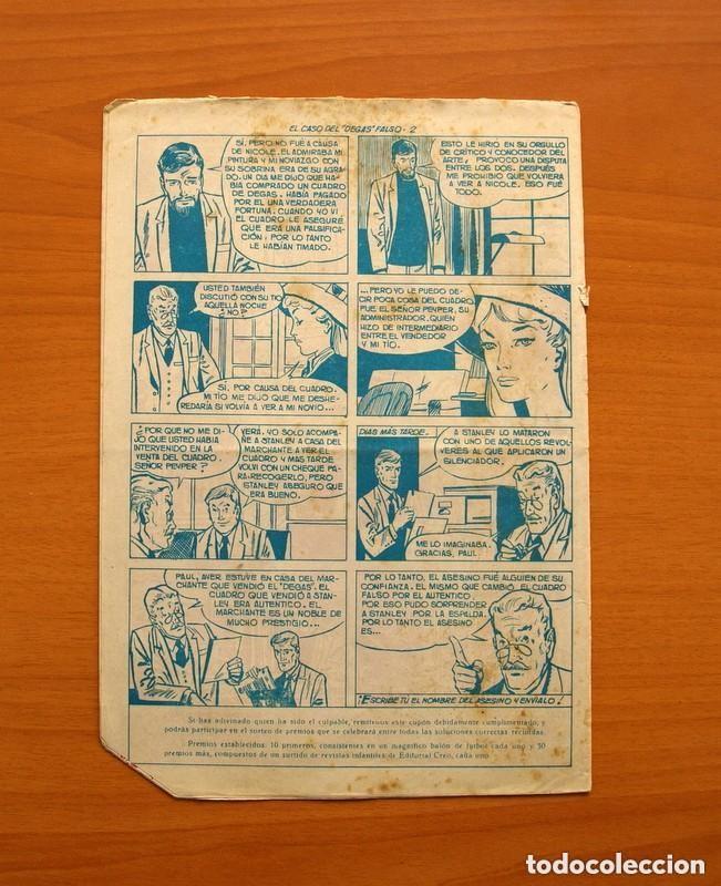 Tebeos: Hombres de Ley - Editorial Creo 1961 - Colección Completa 23 ejemplares, ver fotos - Foto 10 - 128244671