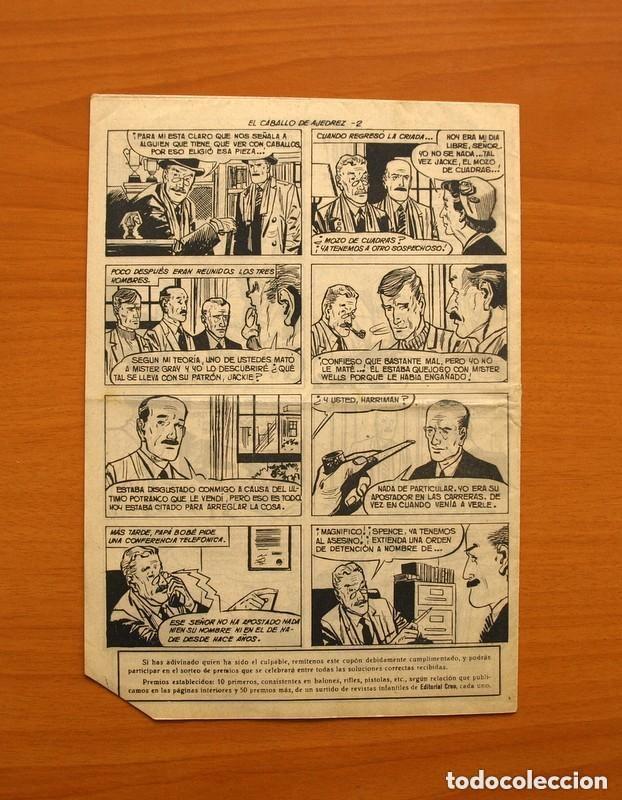 Tebeos: Hombres de Ley - Editorial Creo 1961 - Colección Completa 23 ejemplares, ver fotos - Foto 12 - 128244671