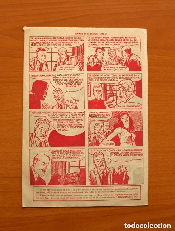 Tebeos: Hombres de Ley - Editorial Creo 1961 - Colección Completa 23 ejemplares, ver fotos - Foto 14 - 128244671