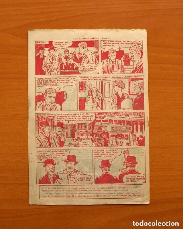 Tebeos: Hombres de Ley - Editorial Creo 1961 - Colección Completa 23 ejemplares, ver fotos - Foto 16 - 128244671
