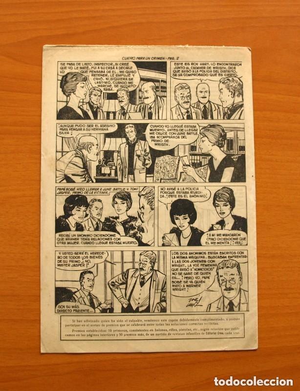 Tebeos: Hombres de Ley - Editorial Creo 1961 - Colección Completa 23 ejemplares, ver fotos - Foto 18 - 128244671