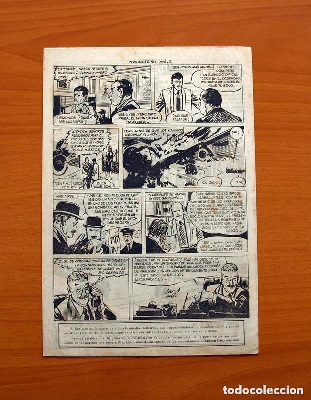 Tebeos: Hombres de Ley - Editorial Creo 1961 - Colección Completa 23 ejemplares, ver fotos - Foto 22 - 128244671