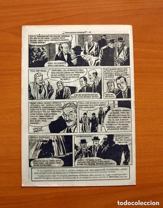 Tebeos: Hombres de Ley - Editorial Creo 1961 - Colección Completa 23 ejemplares, ver fotos - Foto 24 - 128244671