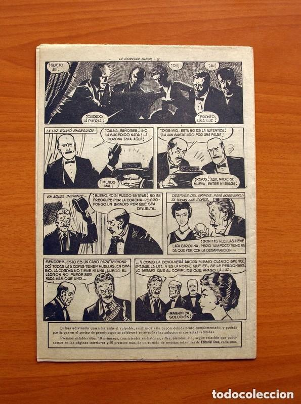 Tebeos: Hombres de Ley - Editorial Creo 1961 - Colección Completa 23 ejemplares, ver fotos - Foto 28 - 128244671