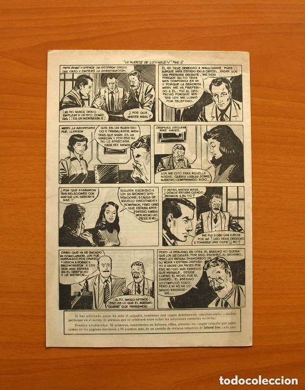 Tebeos: Hombres de Ley - Editorial Creo 1961 - Colección Completa 23 ejemplares, ver fotos - Foto 32 - 128244671