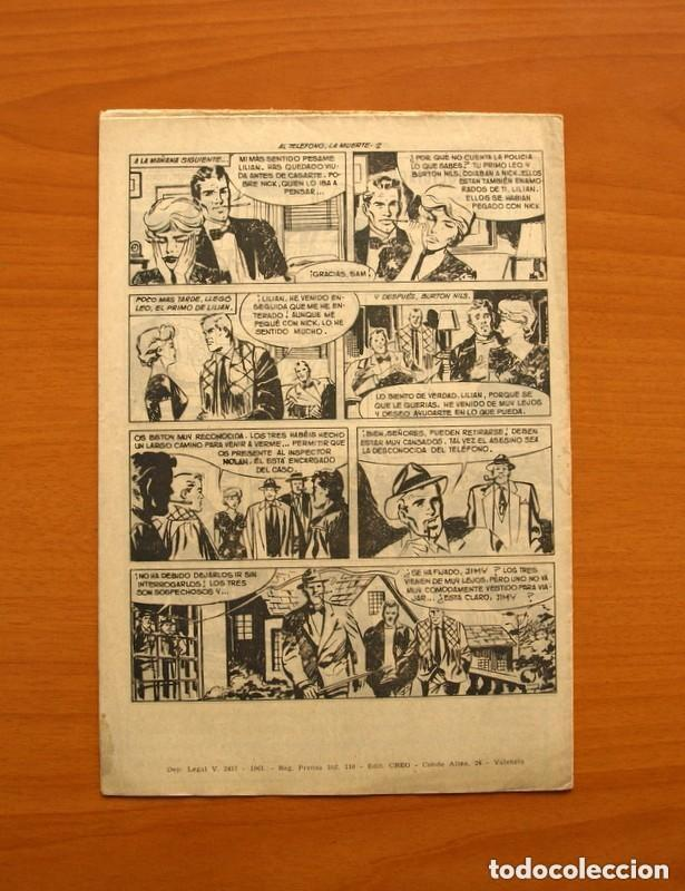 Tebeos: Hombres de Ley - Editorial Creo 1961 - Colección Completa 23 ejemplares, ver fotos - Foto 38 - 128244671
