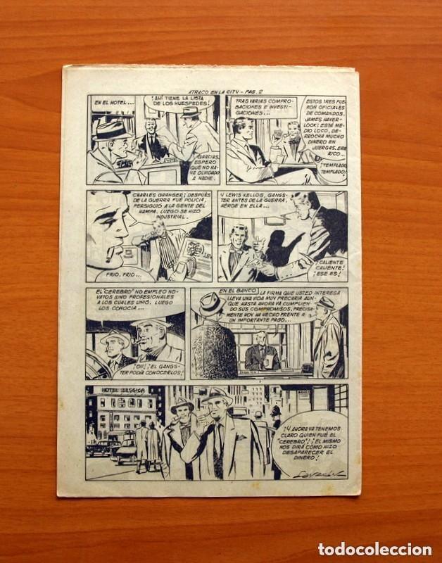Tebeos: Hombres de Ley - Editorial Creo 1961 - Colección Completa 23 ejemplares, ver fotos - Foto 40 - 128244671