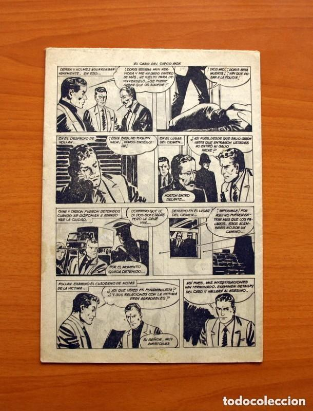 Tebeos: Hombres de Ley - Editorial Creo 1961 - Colección Completa 23 ejemplares, ver fotos - Foto 46 - 128244671
