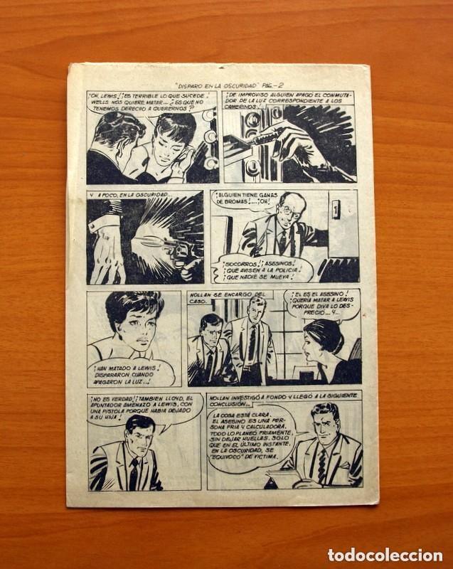 Tebeos: Hombres de Ley - Editorial Creo 1961 - Colección Completa 23 ejemplares, ver fotos - Foto 48 - 128244671