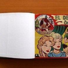 Tebeos: EL DEFENSOR DE LA CRUZ - COLEC. COMPLETA ENCUADERNADA - 54 TEBEOS, EDITORIAL MAGA EN 1956, VER FOTOS. Lote 128247631