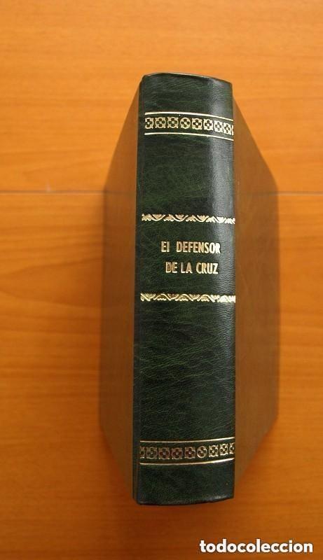 Tebeos: El Defensor de la Cruz - Colec. completa encuadernada - 54 tebeos, Editorial Maga en 1956, ver fotos - Foto 4 - 128247631