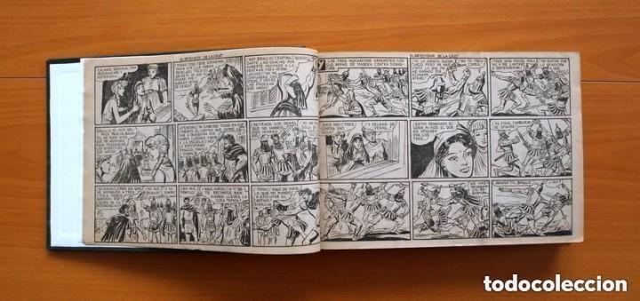 Tebeos: El Defensor de la Cruz - Colec. completa encuadernada - 54 tebeos, Editorial Maga en 1956, ver fotos - Foto 6 - 128247631