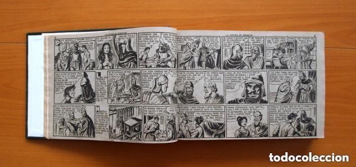 Tebeos: El Defensor de la Cruz - Colec. completa encuadernada - 54 tebeos, Editorial Maga en 1956, ver fotos - Foto 10 - 128247631
