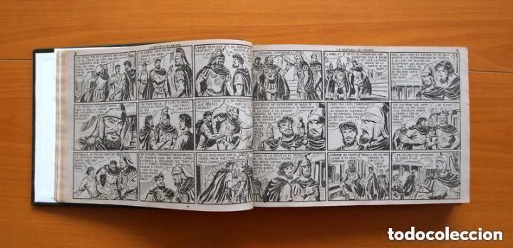 Tebeos: El Defensor de la Cruz - Colec. completa encuadernada - 54 tebeos, Editorial Maga en 1956, ver fotos - Foto 12 - 128247631