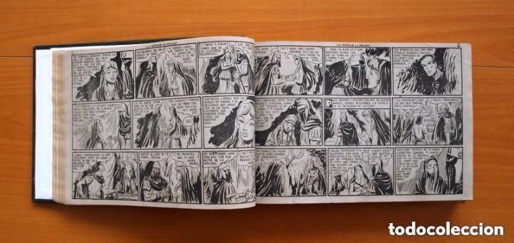 Tebeos: El Defensor de la Cruz - Colec. completa encuadernada - 54 tebeos, Editorial Maga en 1956, ver fotos - Foto 18 - 128247631