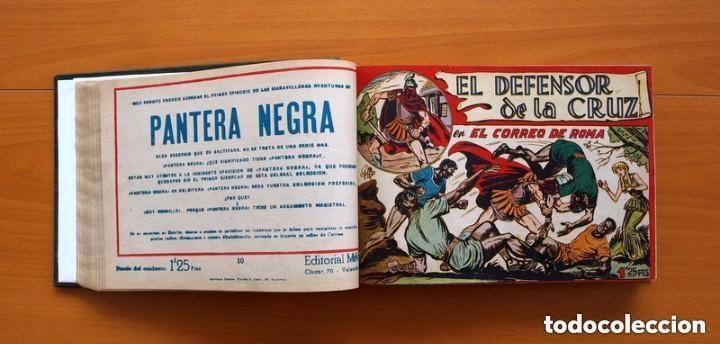 Tebeos: El Defensor de la Cruz - Colec. completa encuadernada - 54 tebeos, Editorial Maga en 1956, ver fotos - Foto 23 - 128247631