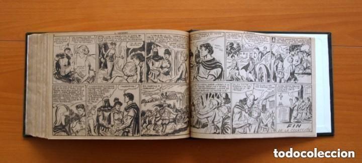 Tebeos: El Defensor de la Cruz - Colec. completa encuadernada - 54 tebeos, Editorial Maga en 1956, ver fotos - Foto 67 - 128247631