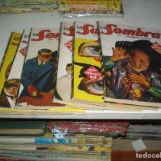 Livros de Banda Desenhada: LA SOMBRA DEL 1 AL 6 PRIMERA EDICION EDITORIAL MOLINO. Lote 128343599