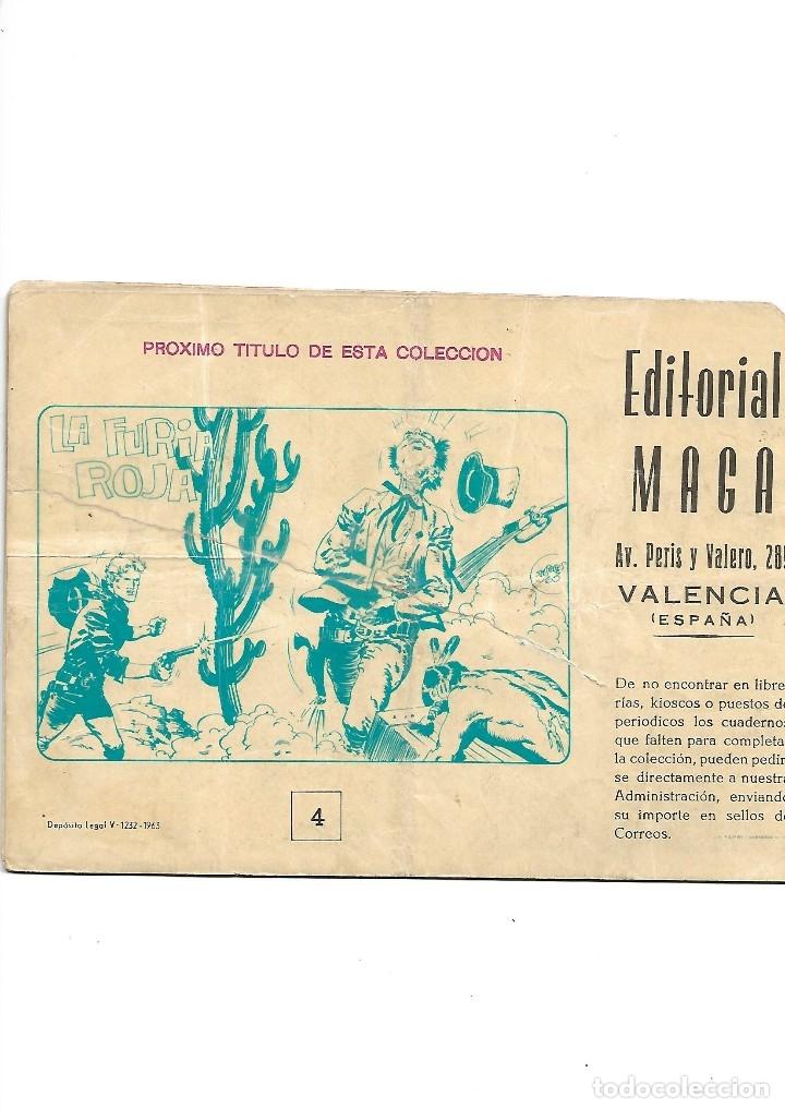 Tebeos: Los Imbatidos Año 1963 Lote de 23 Tebeos Originales Dibujos de Vicente Segrelles Editorial Maga. - Foto 7 - 128696987