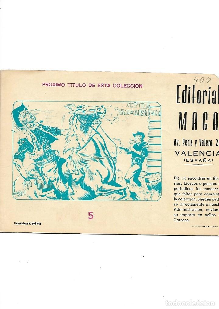 Tebeos: Los Imbatidos Año 1963 Lote de 23 Tebeos Originales Dibujos de Vicente Segrelles Editorial Maga. - Foto 9 - 128696987