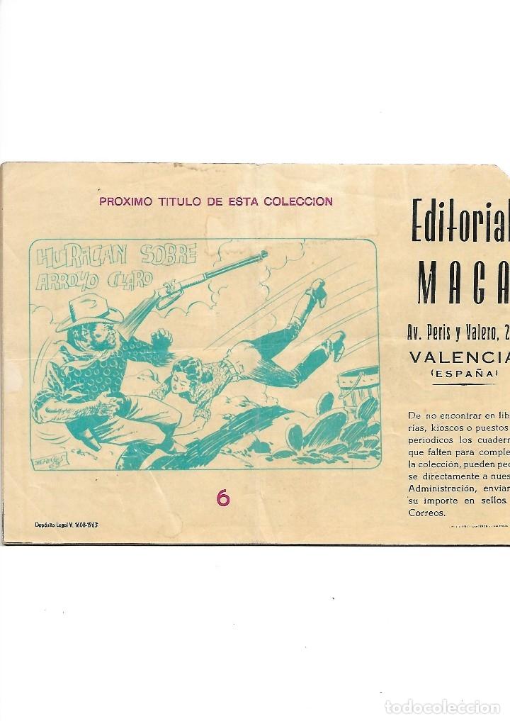 Tebeos: Los Imbatidos Año 1963 Lote de 23 Tebeos Originales Dibujos de Vicente Segrelles Editorial Maga. - Foto 11 - 128696987