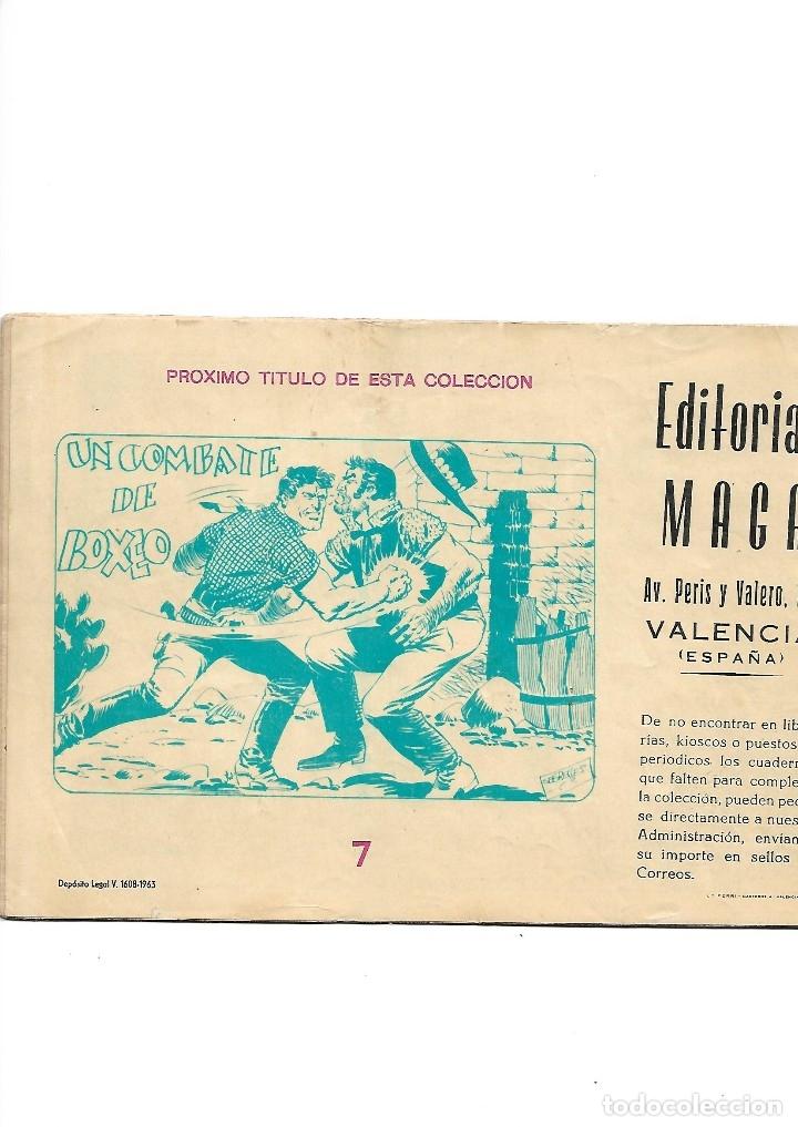 Tebeos: Los Imbatidos Año 1963 Lote de 23 Tebeos Originales Dibujos de Vicente Segrelles Editorial Maga. - Foto 13 - 128696987