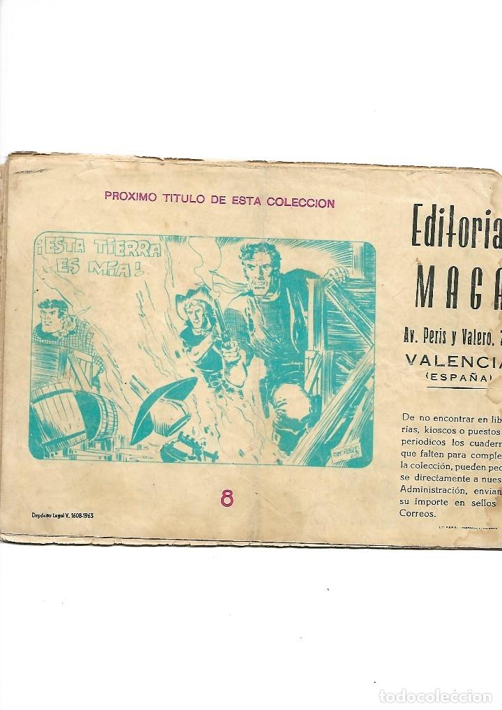 Tebeos: Los Imbatidos Año 1963 Lote de 23 Tebeos Originales Dibujos de Vicente Segrelles Editorial Maga. - Foto 15 - 128696987