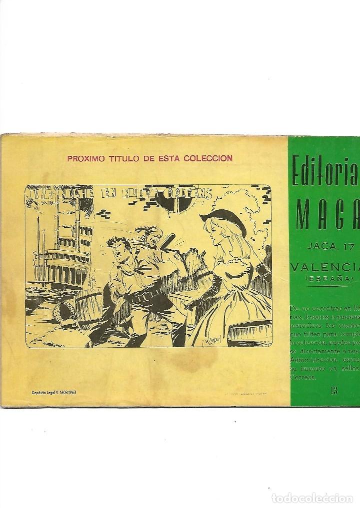 Tebeos: Los Imbatidos Año 1963 Lote de 23 Tebeos Originales Dibujos de Vicente Segrelles Editorial Maga. - Foto 21 - 128696987