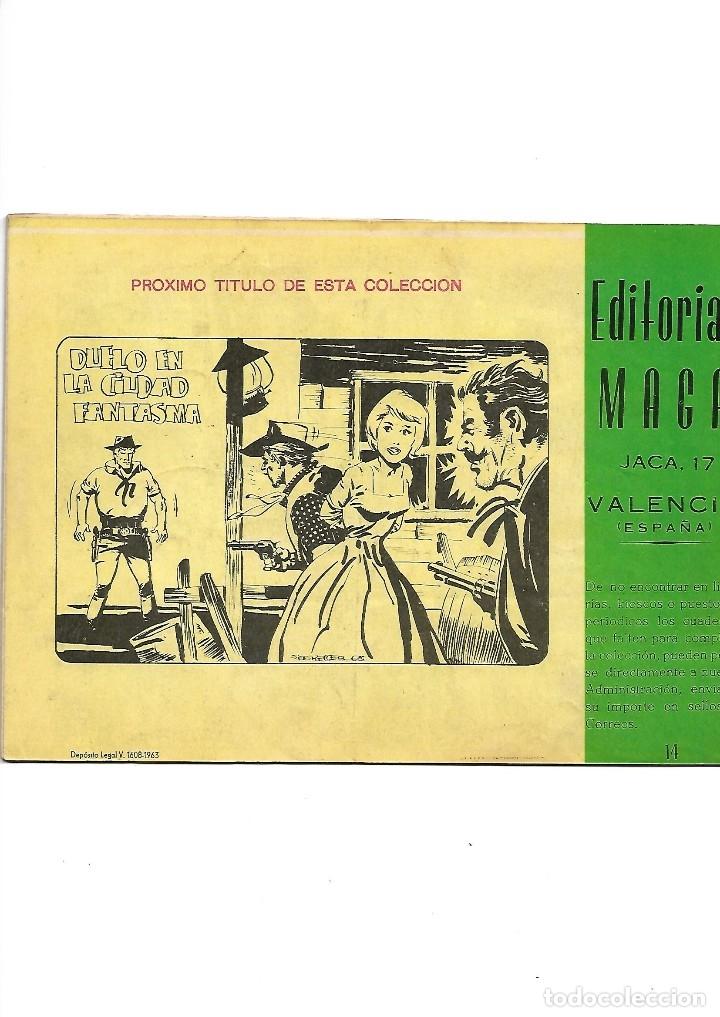 Tebeos: Los Imbatidos Año 1963 Lote de 23 Tebeos Originales Dibujos de Vicente Segrelles Editorial Maga. - Foto 23 - 128696987