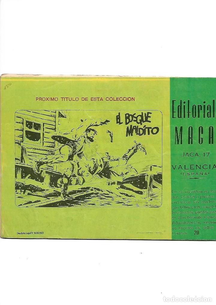 Tebeos: Los Imbatidos Año 1963 Lote de 23 Tebeos Originales Dibujos de Vicente Segrelles Editorial Maga. - Foto 33 - 128696987