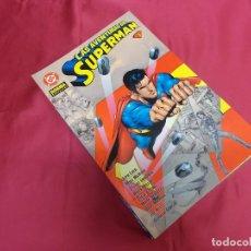 Tebeos: LAS AVENTURAS DE SUPERMAN. COLECCION COMPLETA. 10 TOMOS. NORMA EDITORIAL.. Lote 130243202