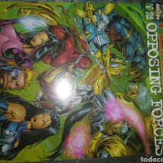 Tebeos: CYBER FORCE STRIKE FORCE OPPOSING FORCES COMPLETA 2 NÚMEROS. Lote 130492360