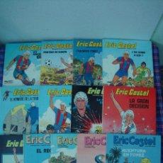 Tebeos: ERIC CASTEL 13 VOLUMENES TAPA DURA. Lote 130940540