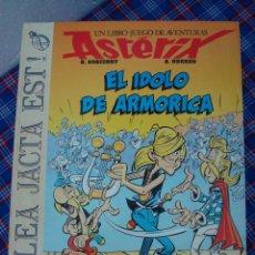 Tebeos: ASTERIX EL IDOLO DE ARMORICA. Lote 130940804