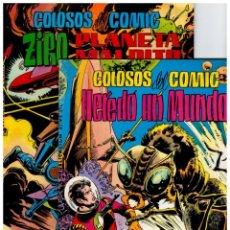 Tebeos: COLOSOS DEL CÓMIC -LA SAGA DE LOS AZNAR- COMPLETA 14 EJ. VALENCIANA,1980.. Lote 131447418