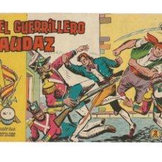 Tebeos: EL GUERRILLERO AUDAZ, AÑO 1962. COLECCIÓN COMPLETA SON 26 TEBEOS SIN ABRIR ORIGINALES DE M. GAGO. Lote 131975442