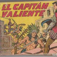 Tebeos: EL CAPITÁN VALIENTE. MAGA 1957. LOTE DE 14 EJEMPLARES. Lote 132299142