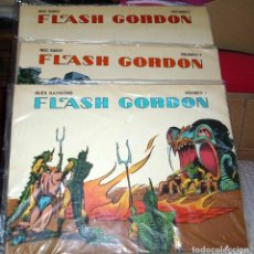 Tebeos: FLASH GORDON DE EDIT. B.O. TEBEOS EN MUY BUEN ESTADO Nº 1 - 5 - 6. Lote 132473226
