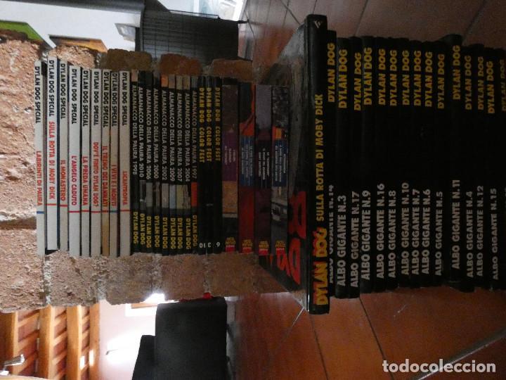 Tebeos: BRUTAL LOTE DE 235 TEBEOS ORIGINALES ITALIANOS DYLAN DOG, BONELLI ED! incl álbumes gigantes! - Foto 2 - 132564406