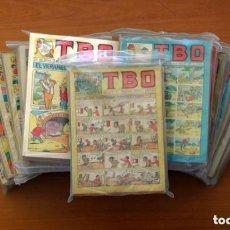 Tebeos: TBO 2ª ÉPOCA, COLECCIÓN COMPLETA 789 EJEMPLARES ORIGINAL - EDITORIAL BUIGAS 1952, VER FOTOS. Lote 132713210