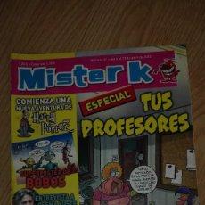 Tebeos: REVISTA MISTER K ANTIGUA . Lote 132809410