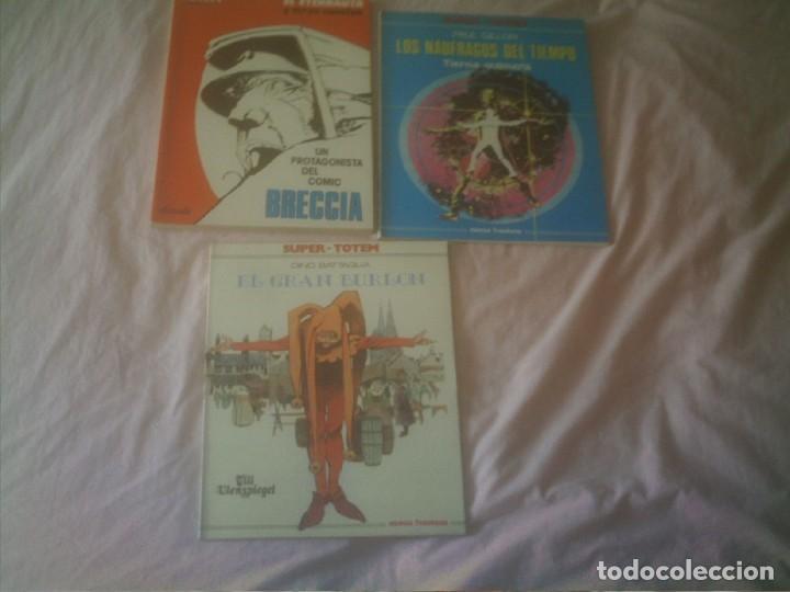 TOTEM EL INTERNAUTA ,SUPER TOTEM Nº 2 Y 4 (Tebeos y Comics - Tebeos Pequeños Lotes de Conjunto)