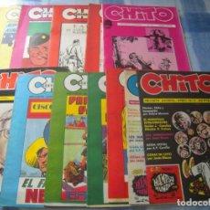 Tebeos: LOTE DE CHITO VARIOS Nº. Lote 133144022