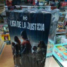 Tebeos: LIGA DE LA JUSTICIA COLECCIONABLE COLECCION COMPLETA (12 TOMOS). Lote 133238906