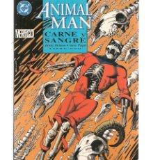 Tebeos: ANIMAL MAN. CARNE Y SANGRE. 3 NROS. ¡¡ COLECCIÓN COMPLETA!!. DC / ZINCO.(RF.MA)C/14. Lote 133470414