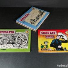 Tebeos: CISCO KID - COLECCIÓN COMPLETA 7 TOMOS - REEDICION. Lote 133613514