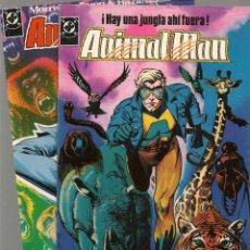 Tebeos: ANIMAL MAN. 26 NROS. ¡¡COMPLETA!!. DC/ZINCO (RF.MA) C/15. Lote 133761042