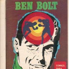 Tebeos: BEN BOLT. 9 NROS. ENCUADERNADOS EN UN TOMO. ¡¡COMPLETA!!. MAISAL. (RF.MA)B/21. Lote 133844790