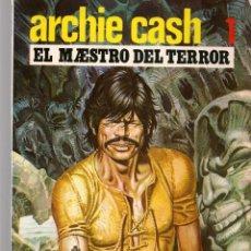 Tebeos: ARCHIE CASH. 3 NROS. ¡COMPLETA!!. EDICIONES RASGOS. (RF.MA) C/30. Lote 133987930